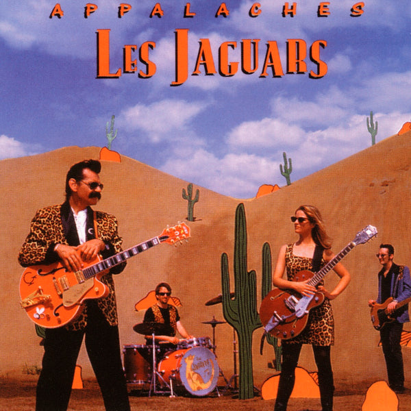 Jaguars (Les) : Appalaches  CD