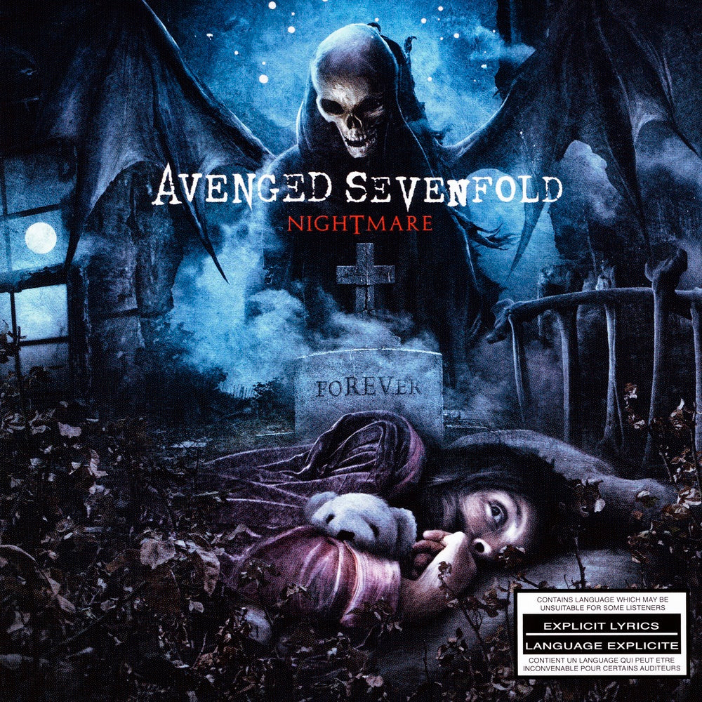 Avenged Sevenfold : Nightmare  CD