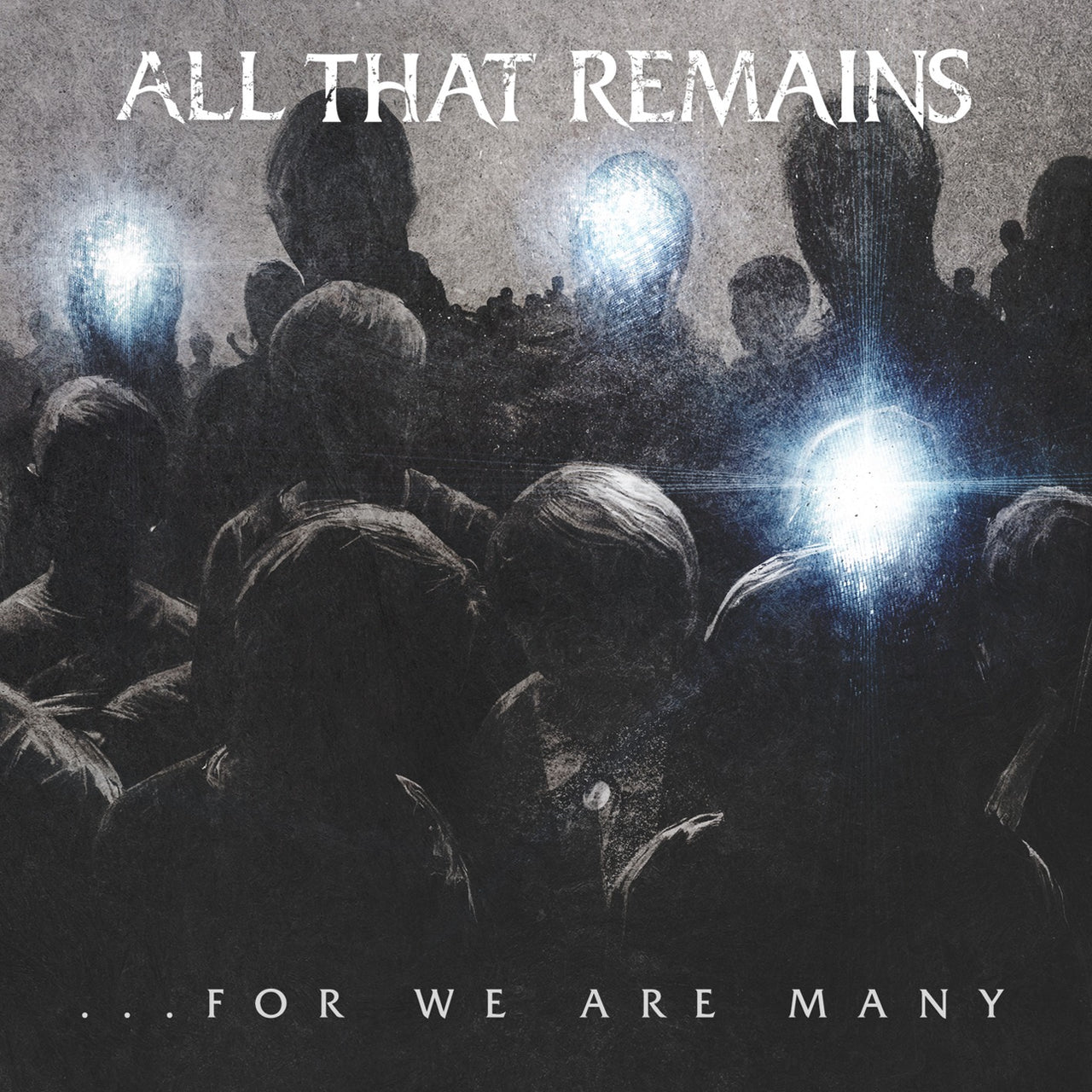 All That Remains : For We Are Many  CD