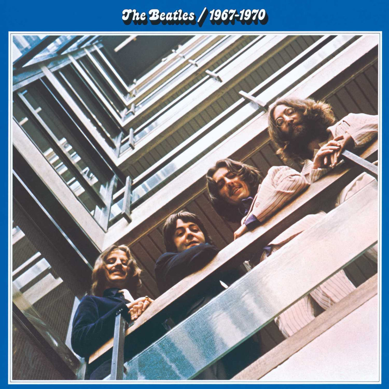 Beatles (The) : 1967-1970 (Blue)  CD
