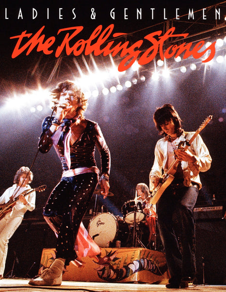 Rolling Stones (The) : Ladies & Gentleman: The Rol