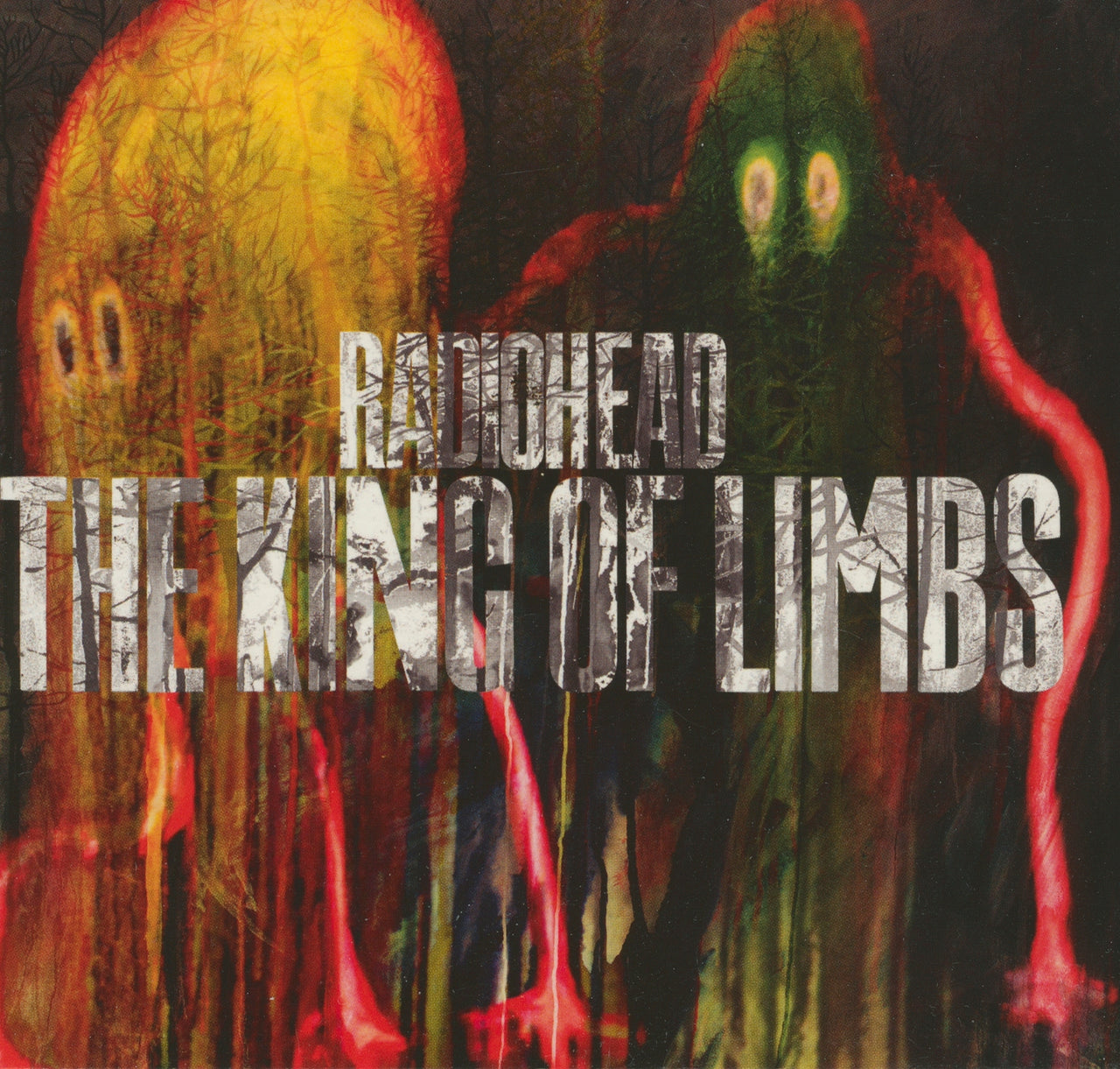 Radiohead : The King Of Limbs  CD