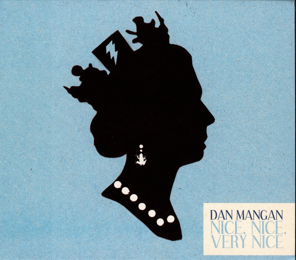 Mangan, Dan : Nice, Nice, Very Nice  CD