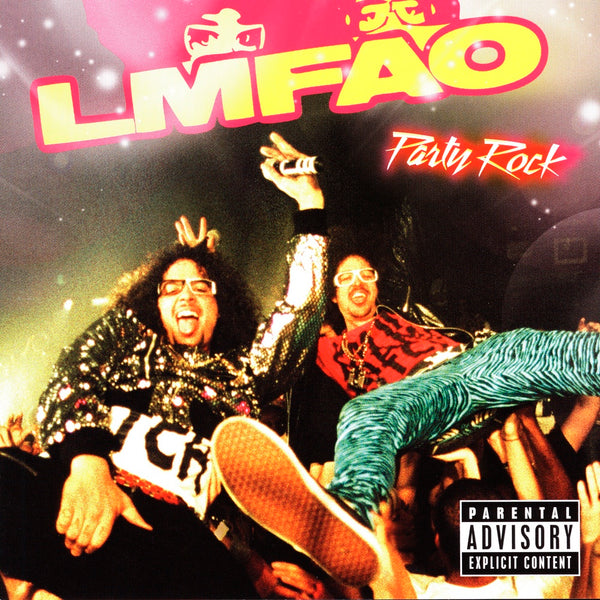 LMFAO : Party Rock  CD