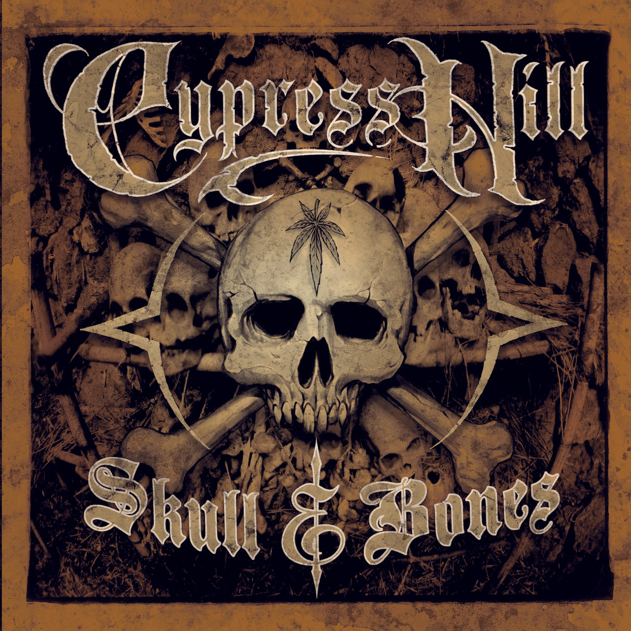 Cypress Hill : Skull & Bones  CD