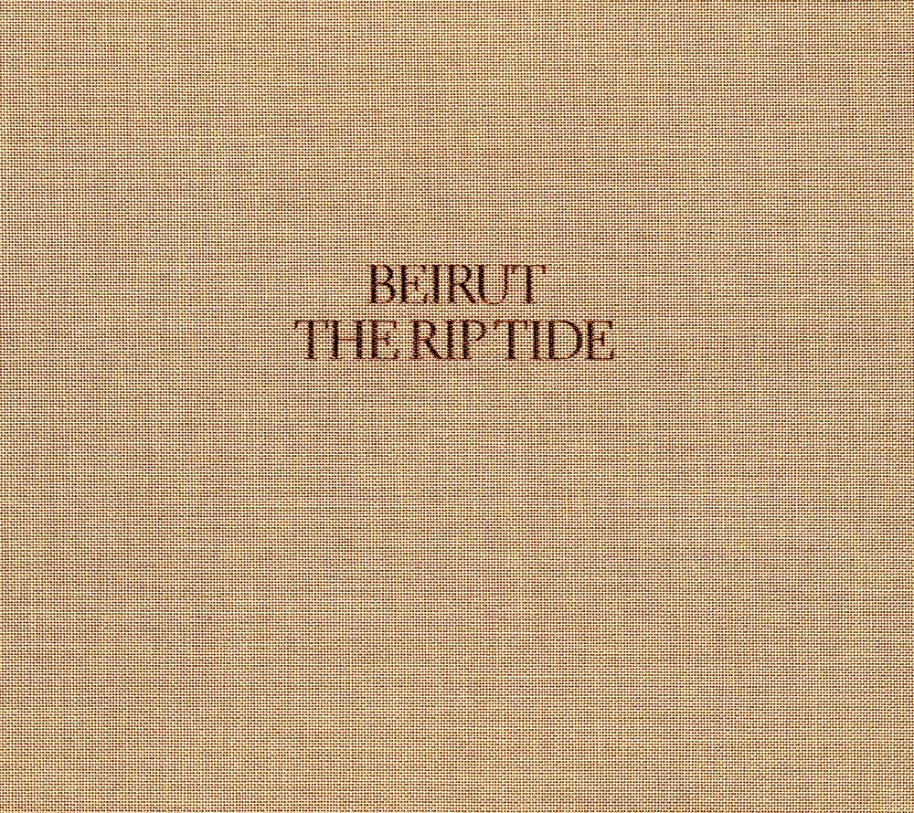 Beirut : The Rip Tide  CD