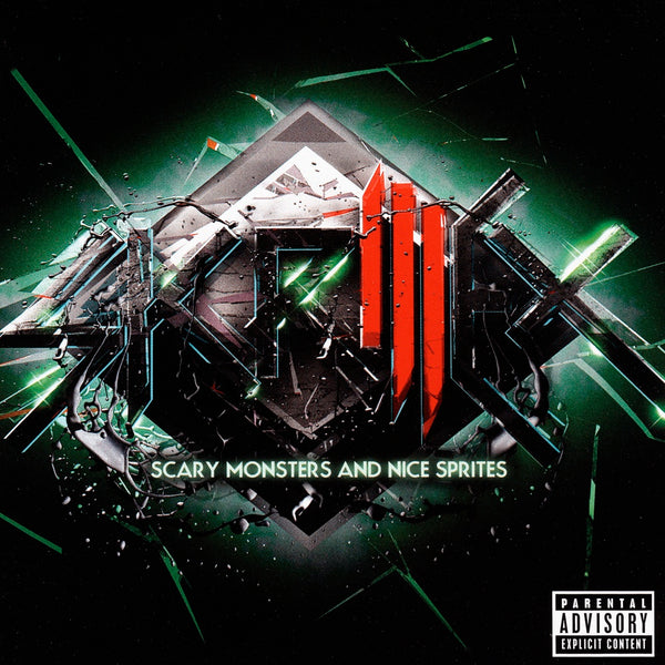 Skrillex : Scary Monsters And Nice Sprites  CDEP