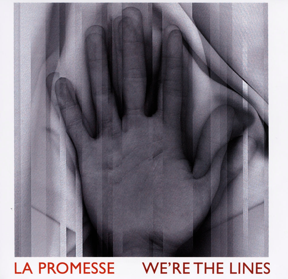 Promesse (La) : We're The Lines  CD