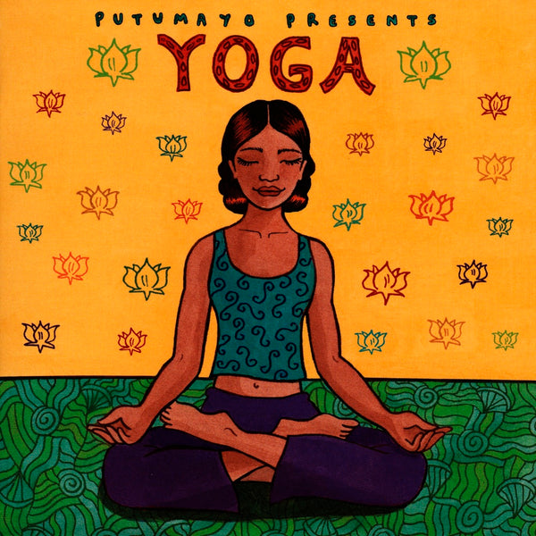 (Artistes variés) : Putumayo Presents: Yoga  CD