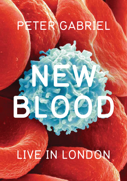 Gabriel, Peter : New Blood: Live In London  BluRay