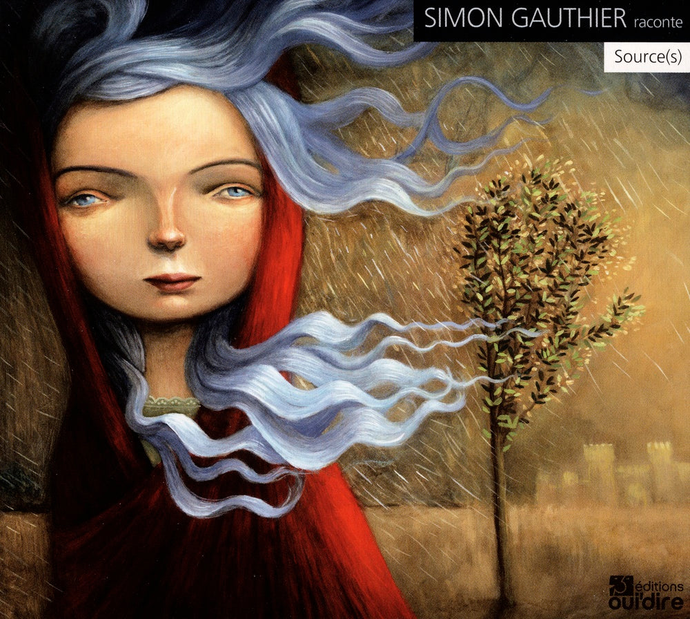Gauthier, Simon : Source(s)  CD