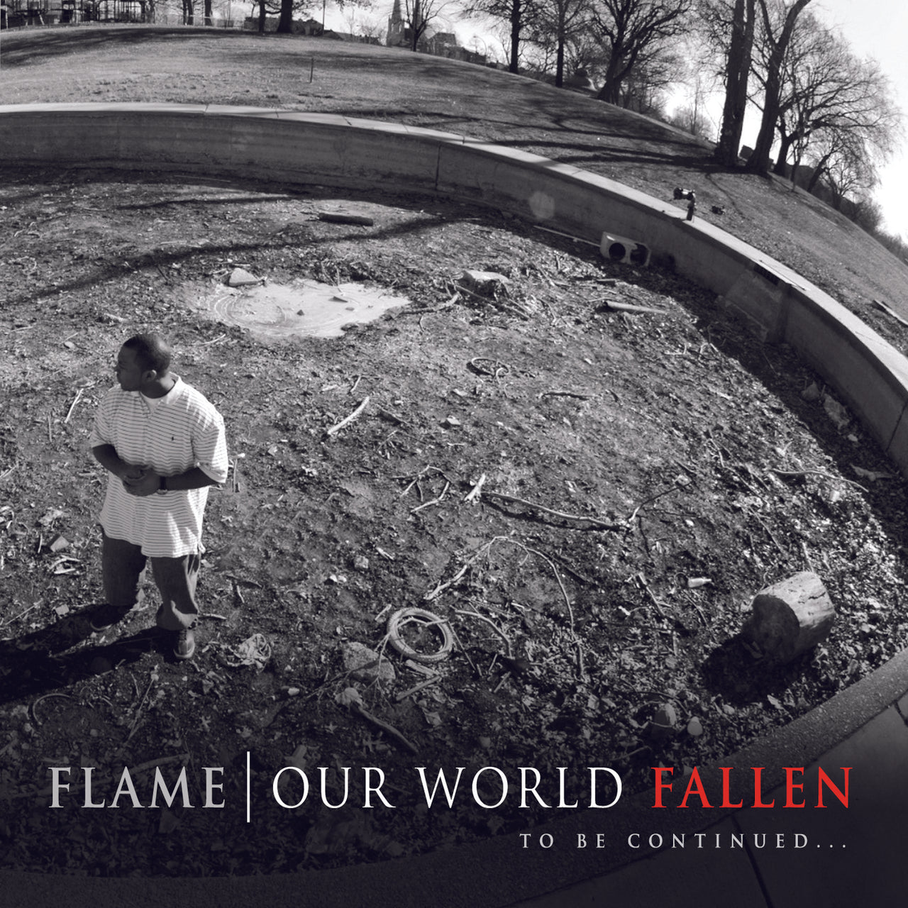 Flame : Our World: Fallen  CD
