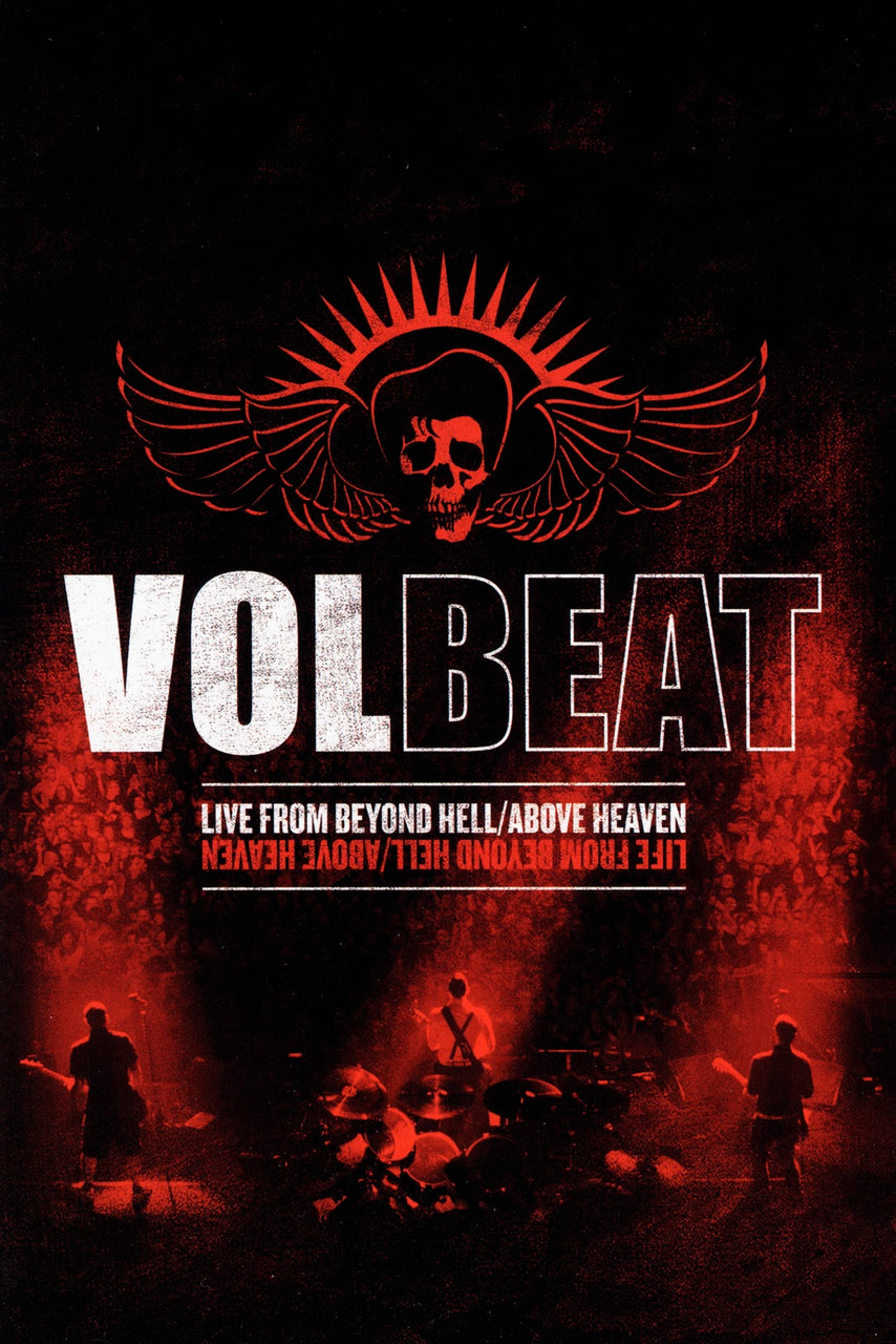 Volbeat : Live From Beyond Hell / Above Heaven  DV