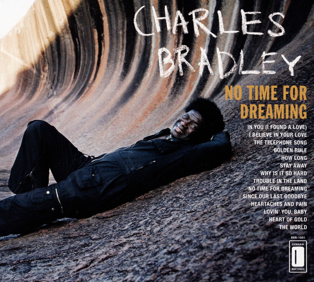 Bradley, Charles : No Time For Dreaming  CD