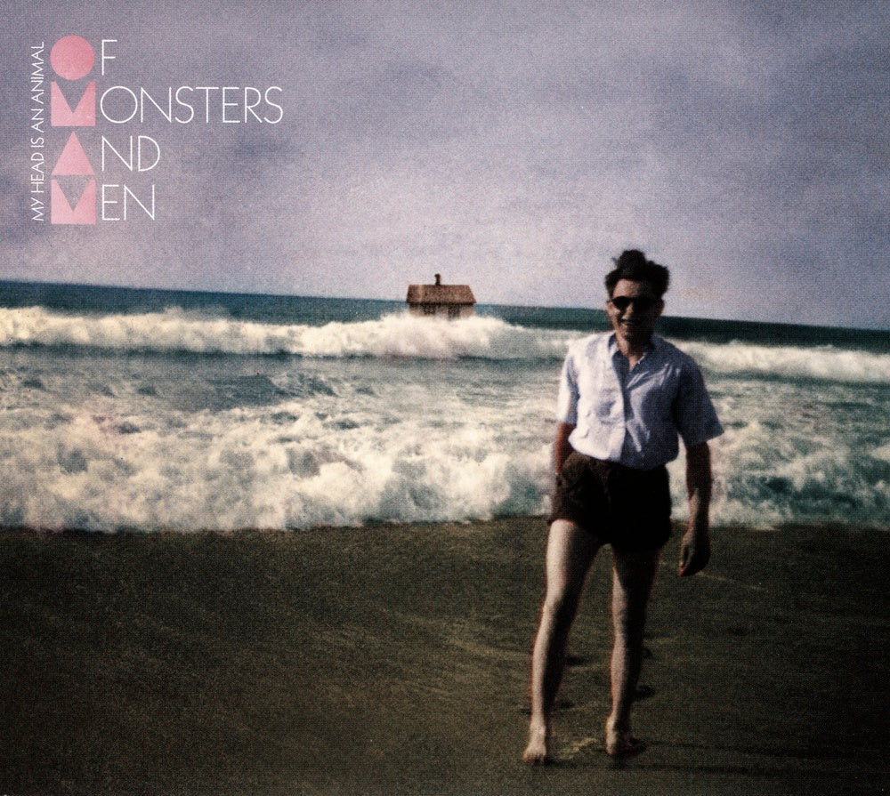 Of Monsters And Men : My Head Is An Animal  CD