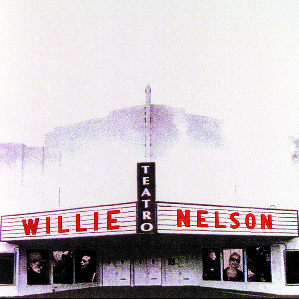 Nelson, Willie : Teatro  CD