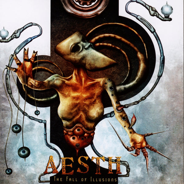 Aesth : The Fall Of Illusion  CD