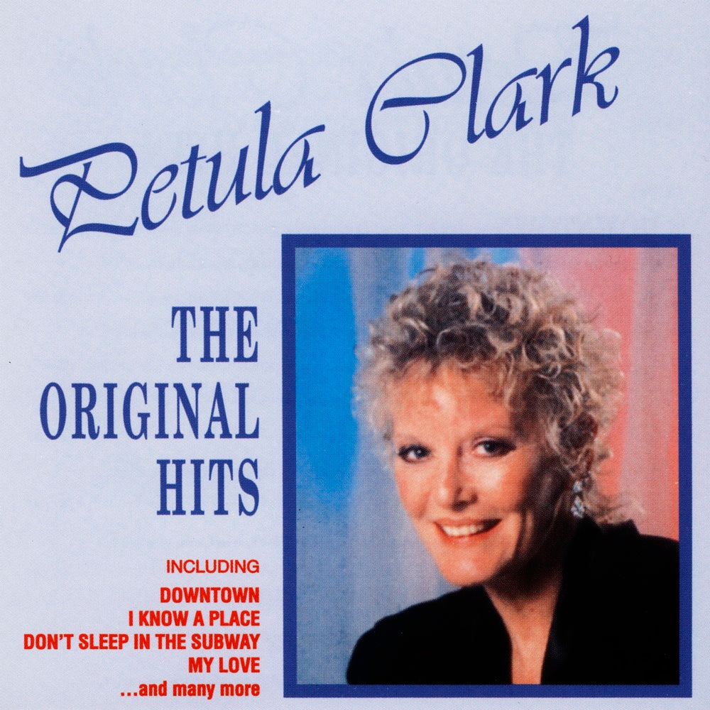 Clark, Petula : The Original Hits  CD
