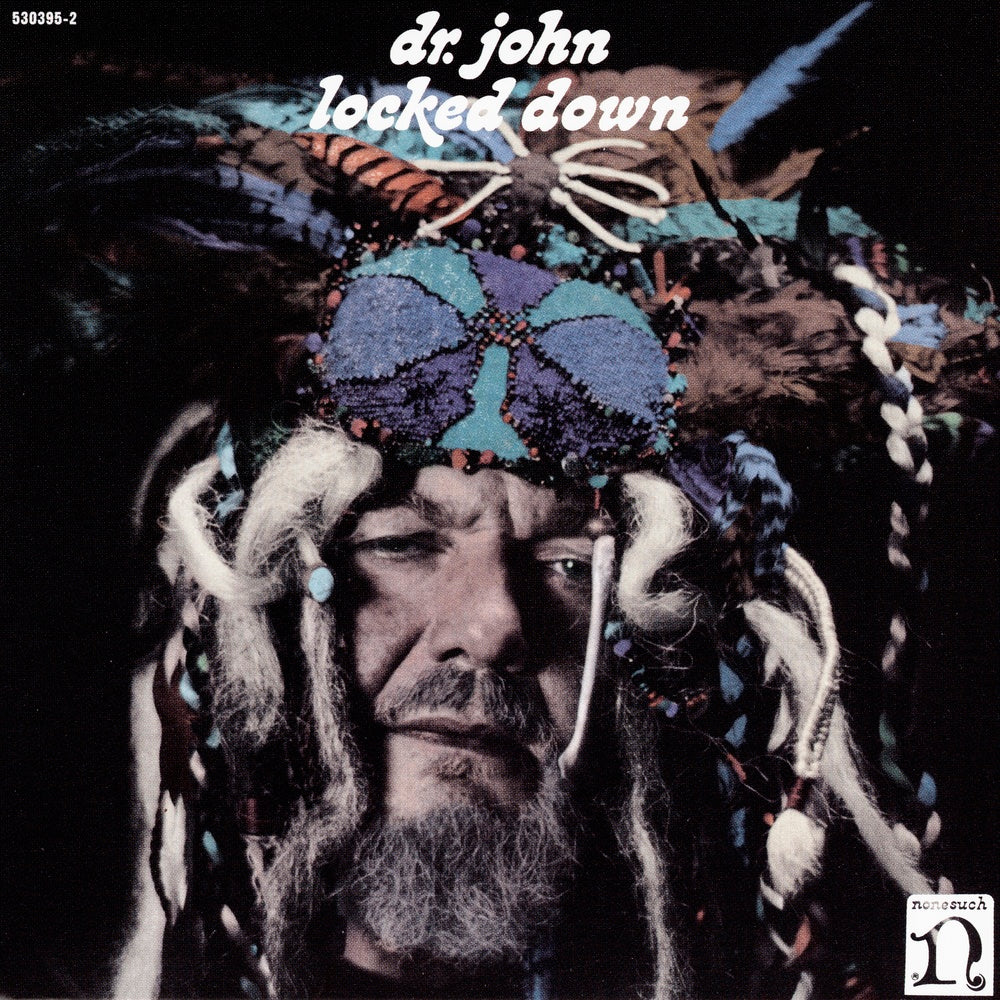 Dr. John : Locked Down  CD