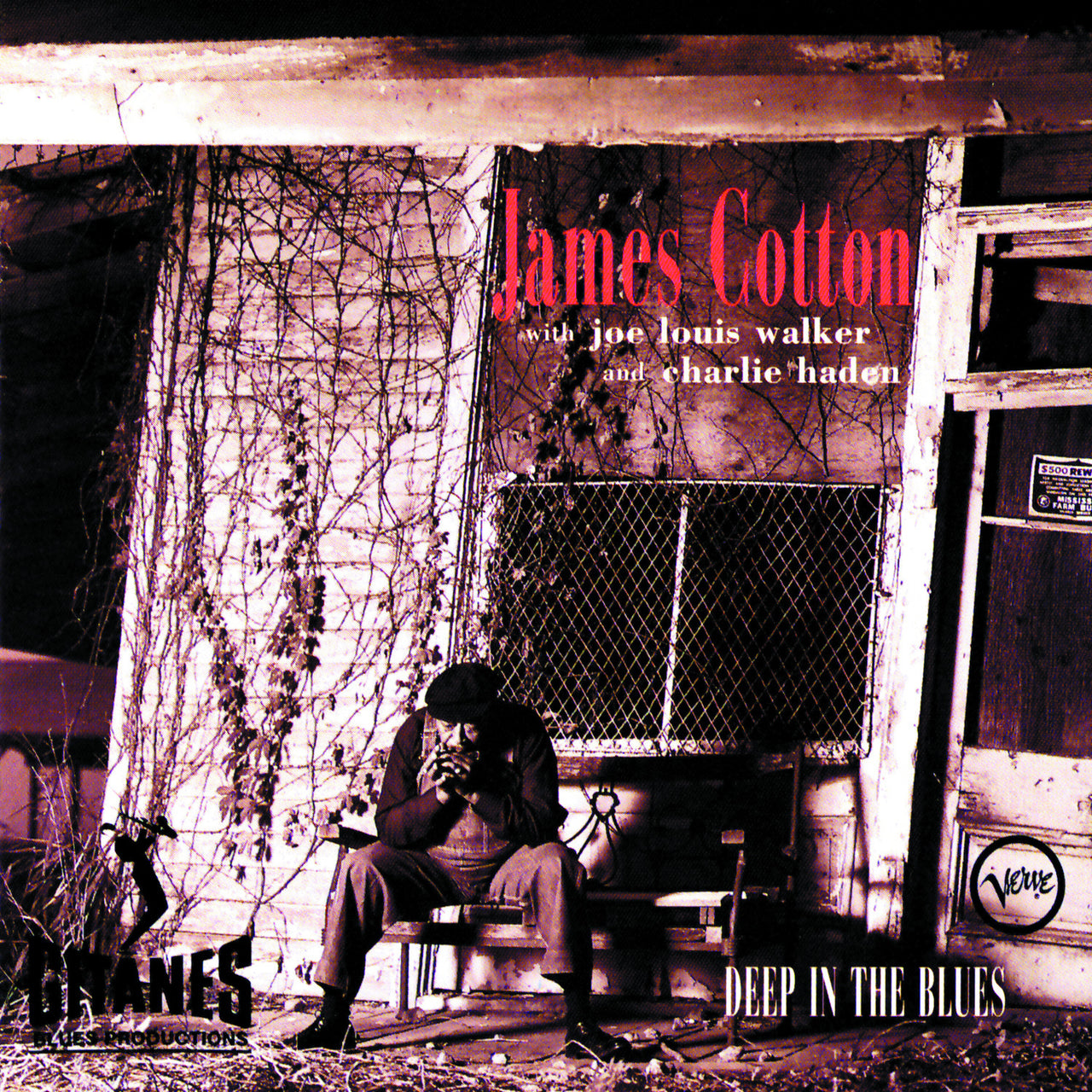Cotton, James : Deep In The Blues  CD