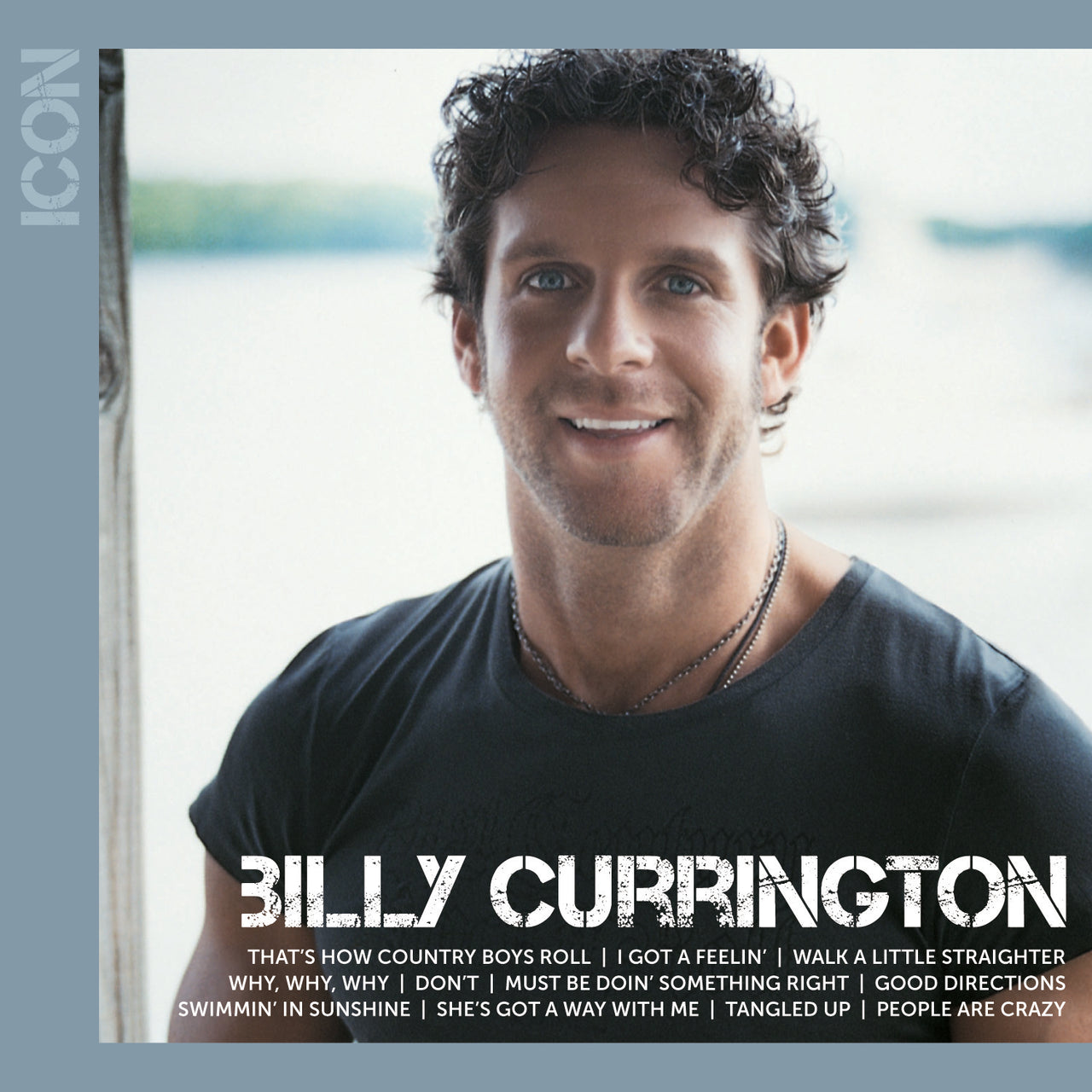 Currington, Billy : Icon  CD