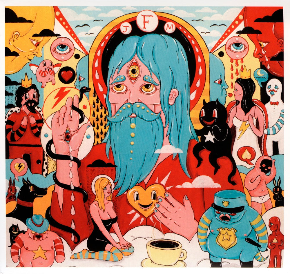 Father John Misty : Fear Fun  LP