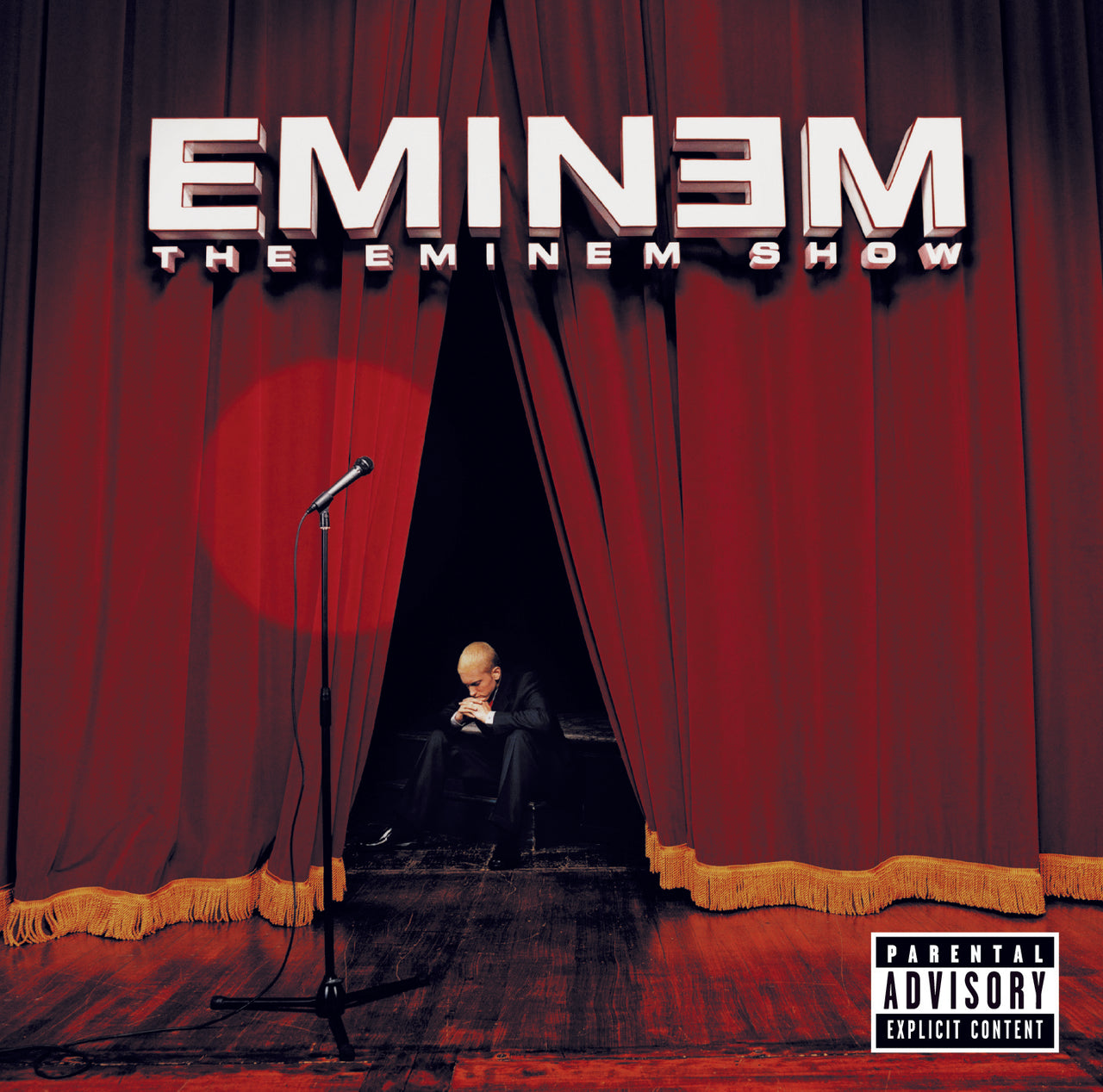 Eminem : The Eminem Show  CD