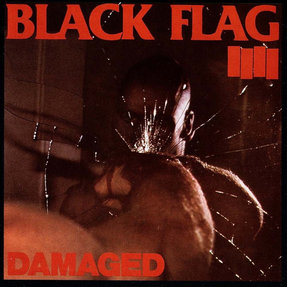 Black Flag : Damaged  CD