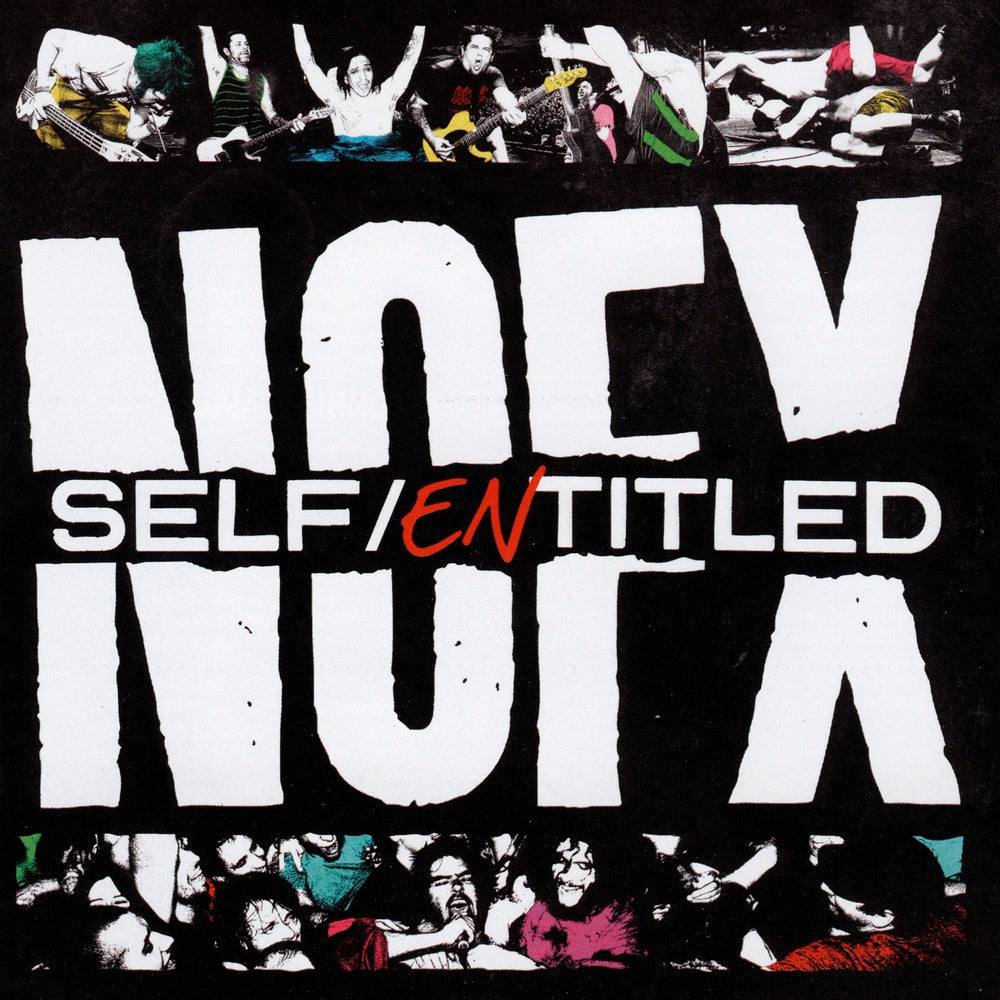 NOFX : Self Entitled  CD
