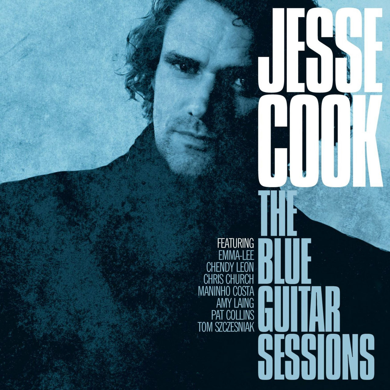 Cook, Jesse : The Blue Guitar Sessions  CD