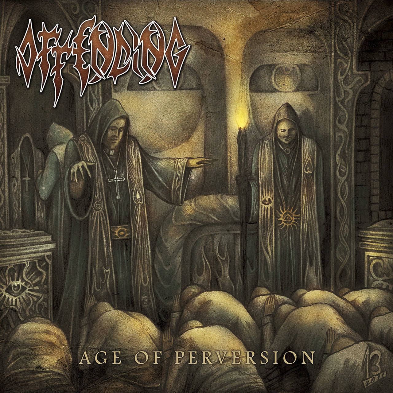 Offending : Age Of Perversion  CD