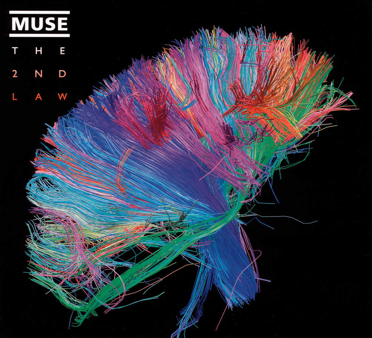 Muse : The 2nd Law  CD