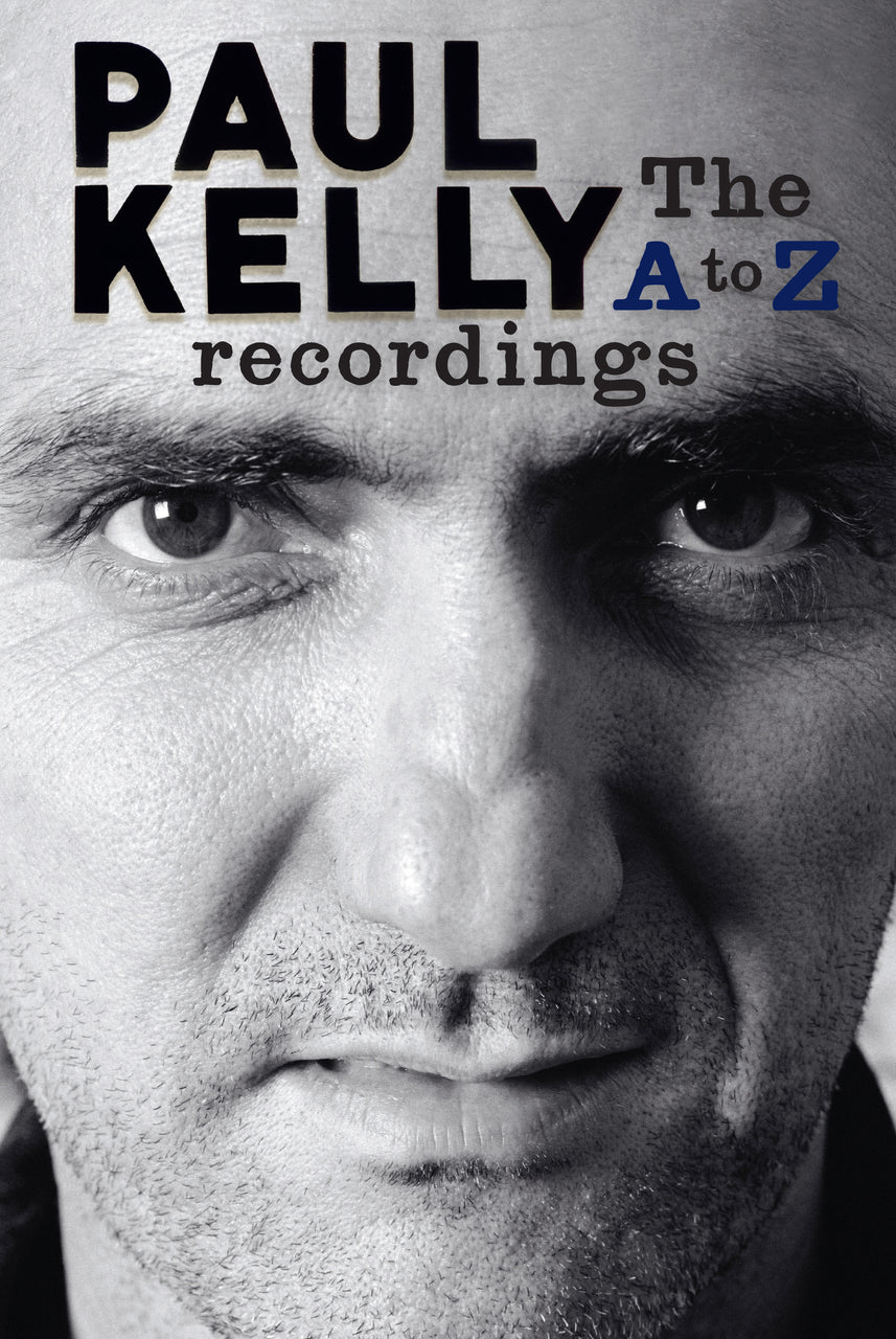 Kelly, Paul : The A To Z Recordings  CD