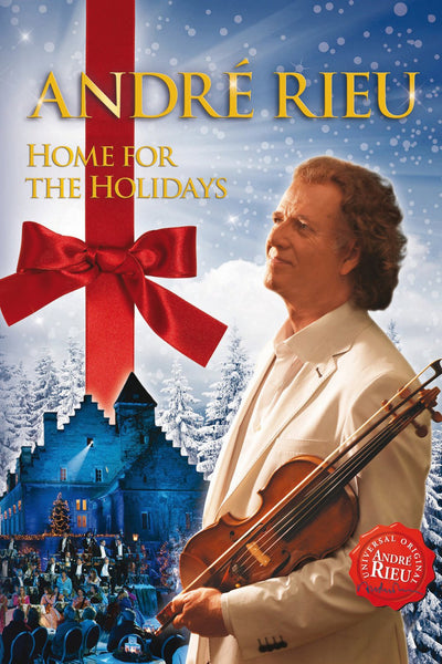 Rieu, André : Home For The Holidays  DVD
