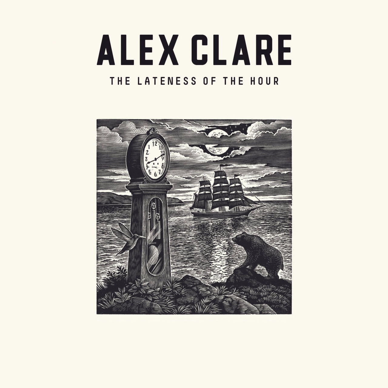 Clare, Alex : The Lateness Of The Hour  CD