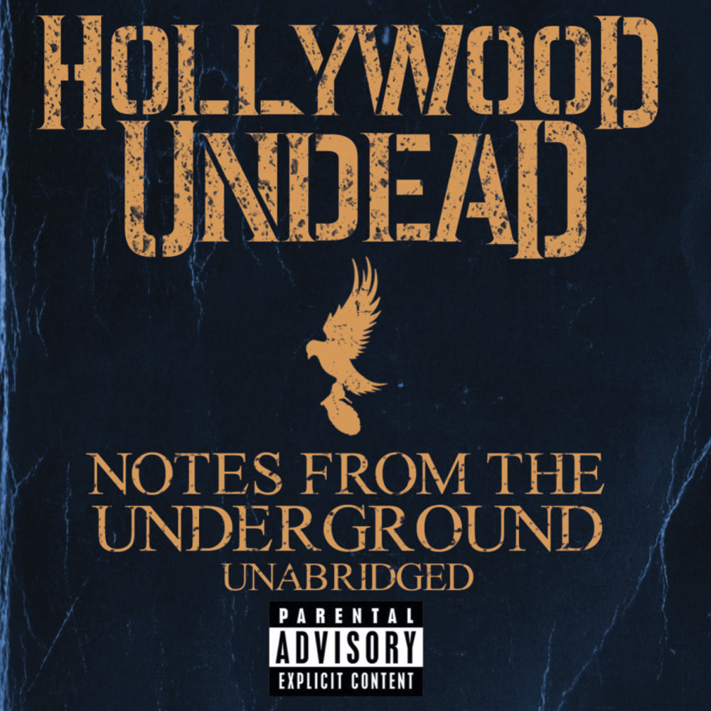 Hollywood Undead : Notes From The Underground  CD