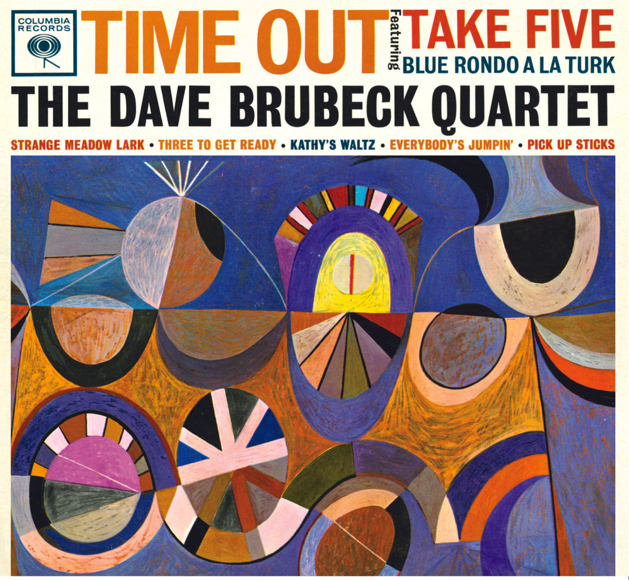 Brubeck, Dave : Time Out  LP
