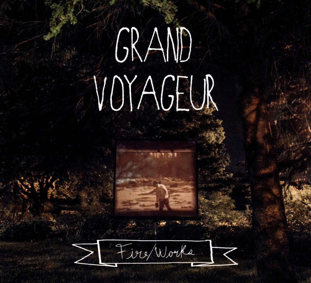 Fire/Works : Grand voyageur  CD