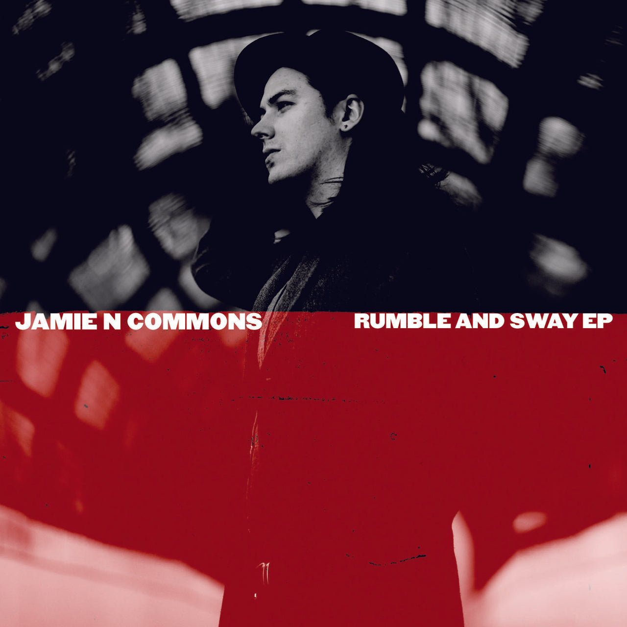 Commons, Jamie N. : Rumble & Sway EP  CD single