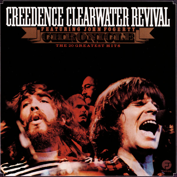 Creedence Clearwater Revival : Chronicle (The 20 G
