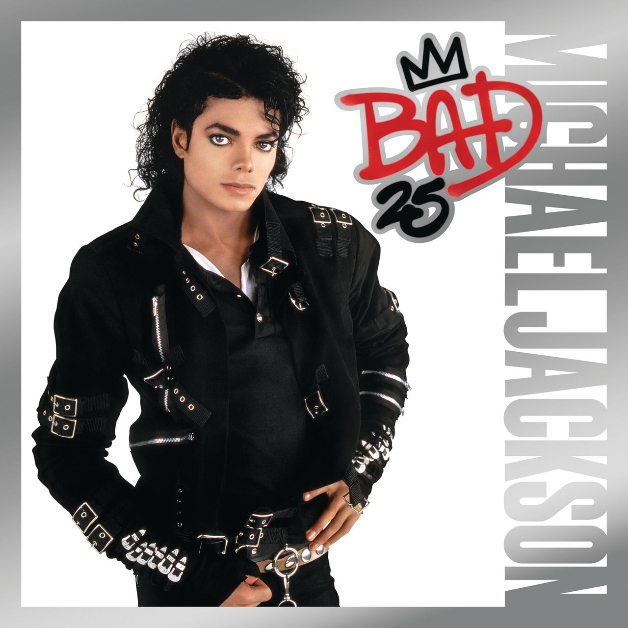 Jackson, Michael : Bad  LP