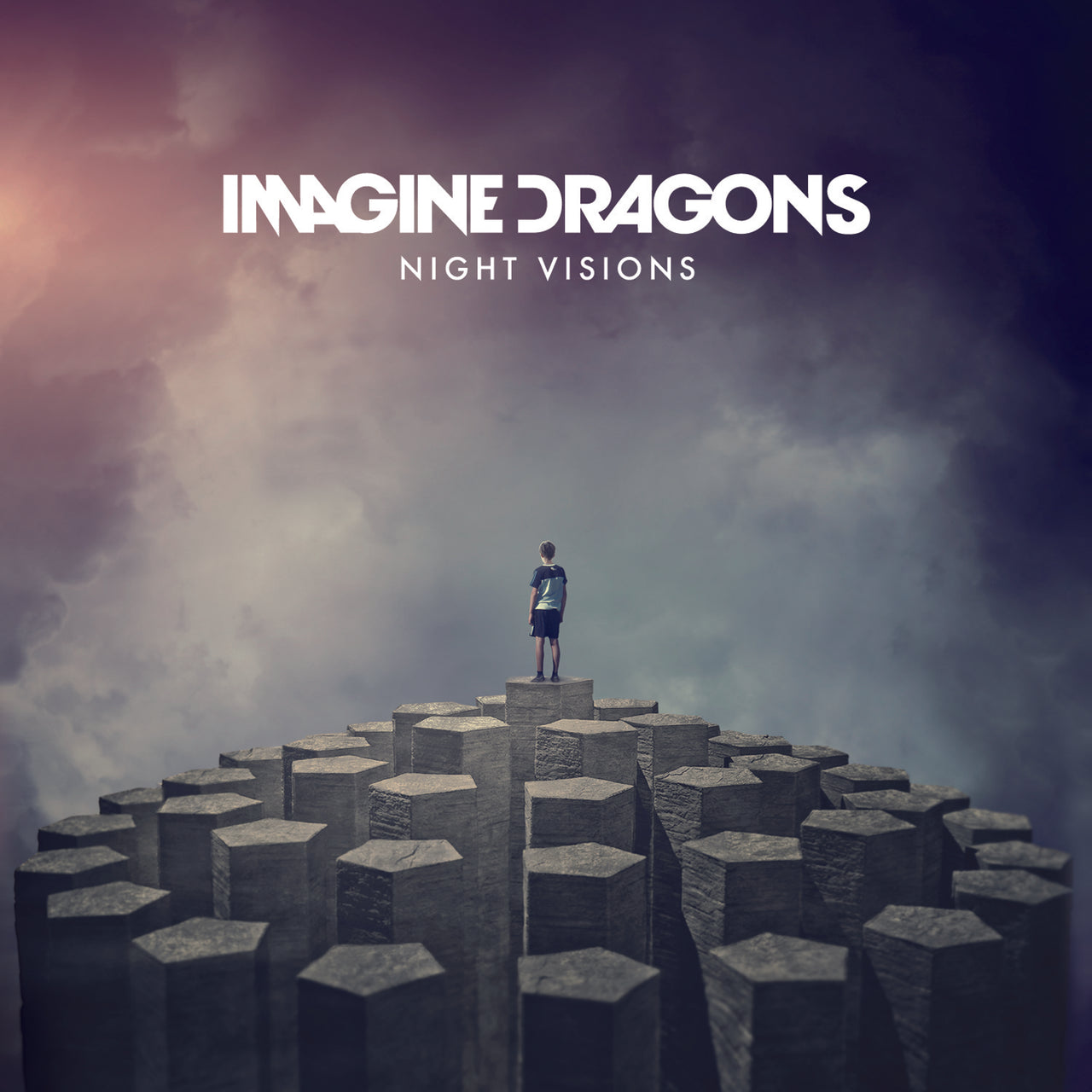 Imagine Dragons : Night Visions  CD