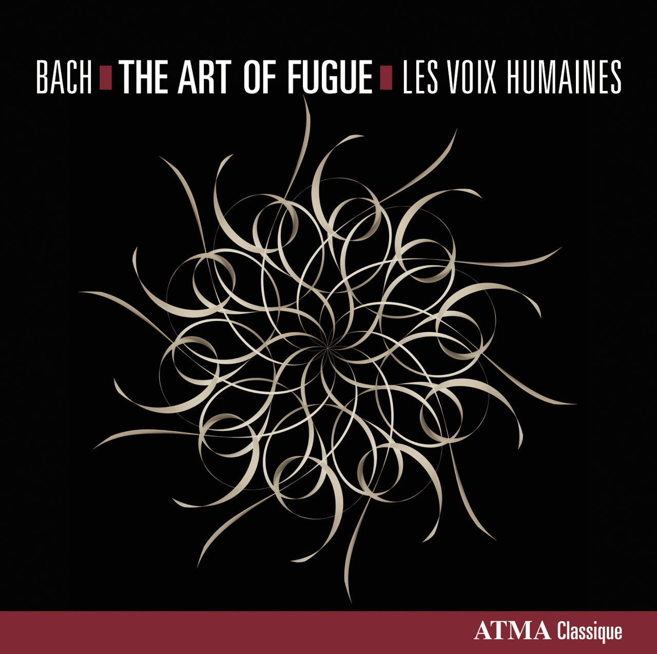 Bach, Johann Sebastian : The Art Of Fugue  CD