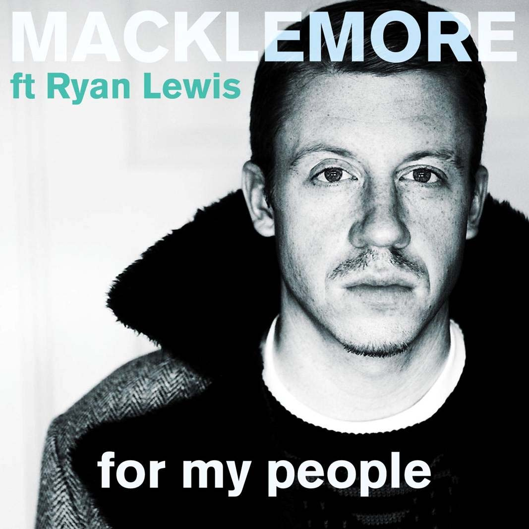 MacKlemore : For My People  CD