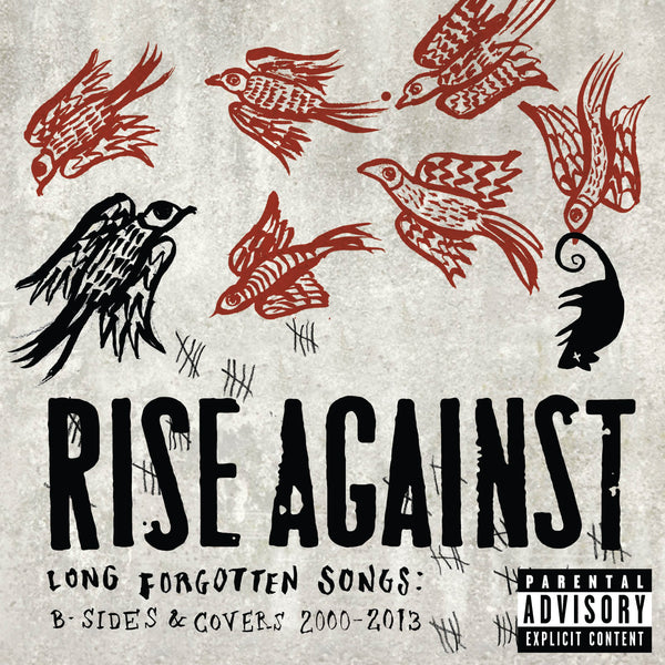 Rise Against : Long Forgotten Songs: B-Sides & Cov