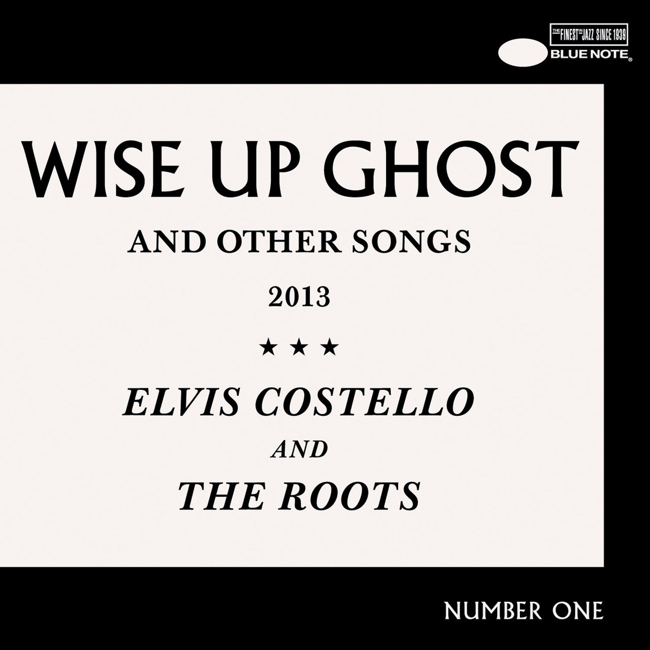 Costello, Elvis : Wise Up Ghost  CD