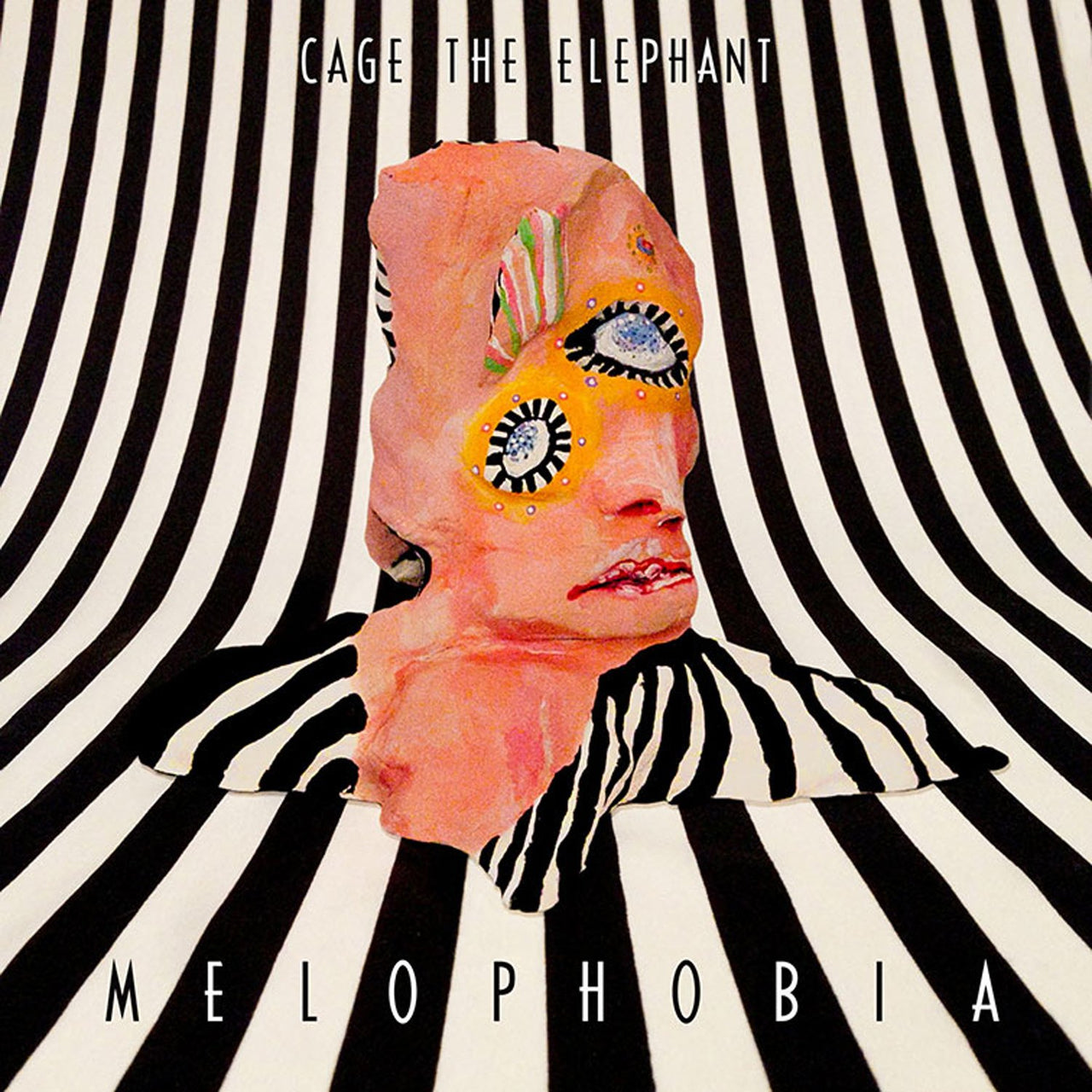 Cage The Elephant : Melophobia  CD