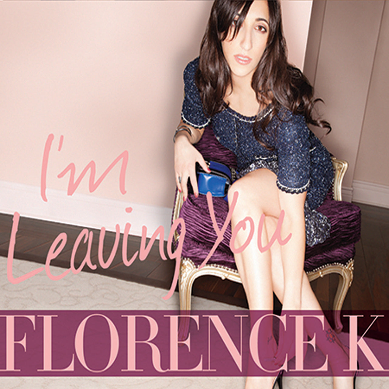 Florence K : I'm Leaving You  CD