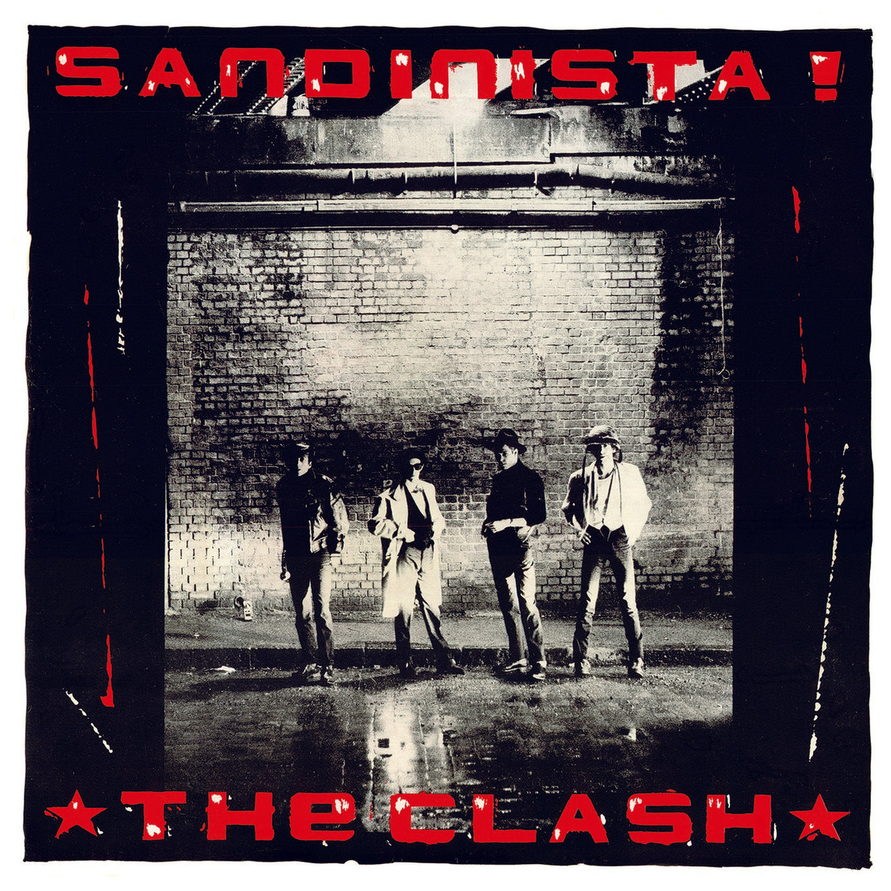 Clash (The) : Sandinista  LP