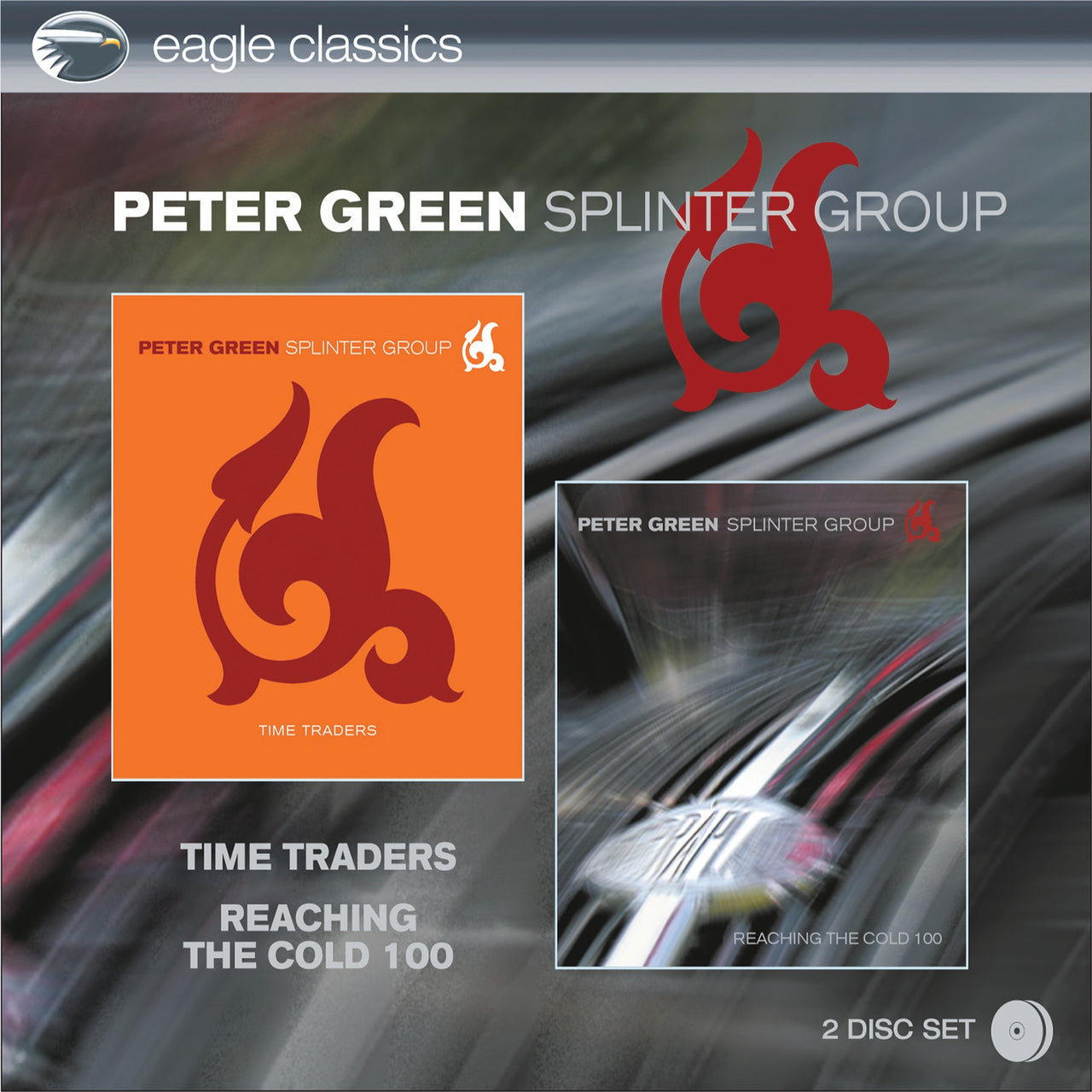 Green, Peter : Time Traders / Reaching The Cold 10